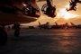 Foto: Bombarderos rusos atacan las posiciones del Estado Islámico cerca de Raqqa