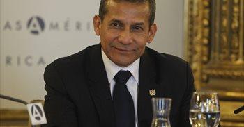 """Humala: """"No pertenezco al club de presidentes prófugos"""""""
