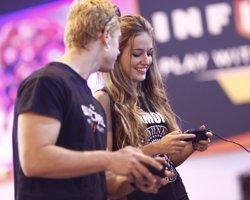 Espanya és el quart país d'Europa on més es juga a videojocs (EUROPA PRESS)