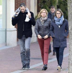 La familia Urdangarin cierra filas entorno a Iñaki y defiende su inocencia