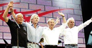 Pink Floyd: Roger Waters y Nick Mason no descartan un último gran...