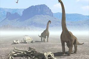 ¿Sabías que el meteorito que acabó con los dinosaurios cayó en México?
