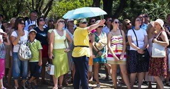 Los guías turísticos piden medidas contra los 'free tours' y reivindican...