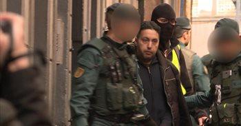 Varios detenidos por yihadismo en el País Vasco se radicalizaban mientras...