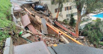 El Ayuntamiento de Málaga comienza a evaluar daños de lluvias y concentra...