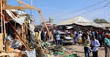Aumentan a 39 los muertos por la explosión de un camión bomba en un...