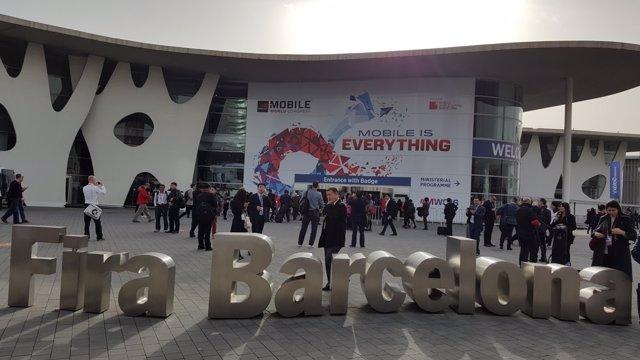 Mobile World Congress 2016 Fira Barcelona