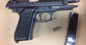 Detenidas dos personas en Chamberí por disparar al aire con un arma...