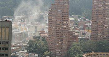 Un explosivo de alta potencia deja al menos 29 heridos en el centro de...