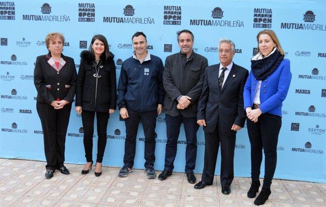 Mutua Madrid Open en Almería