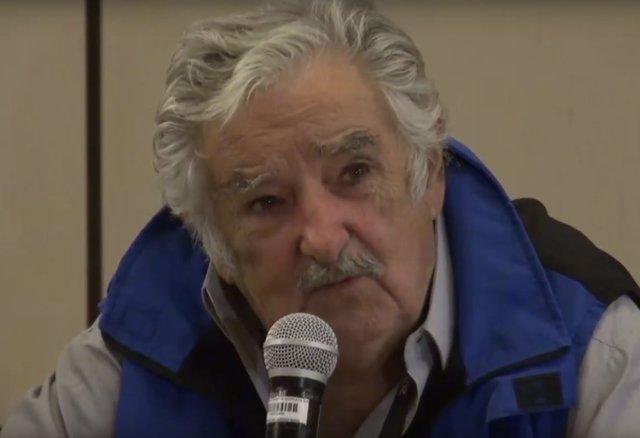 El expresidente uruguayo José Mujica