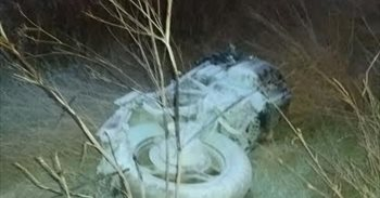 Muere un motorista en un accidente de tráfico en la N-122 en Bulbuente...