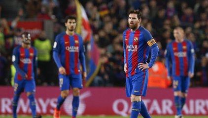 Un Barça plagado de dudas gana al Leganés en el último minuto