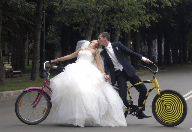 Boda, Matrimonio, novios, recién casados