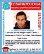 Denuncian la desaparición de un joven de 22 años en Collado Villalba