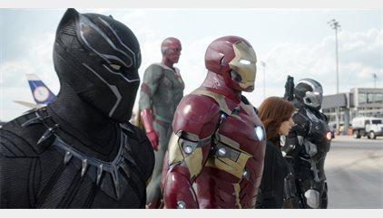 Vengadores Infinity War: Nuevo logo oficial... y confirmado un nuevo protagonista