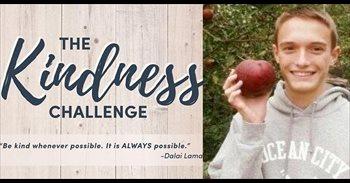 'The Kindness Challenge', una iniciativa que promueve hacer el bien sin...