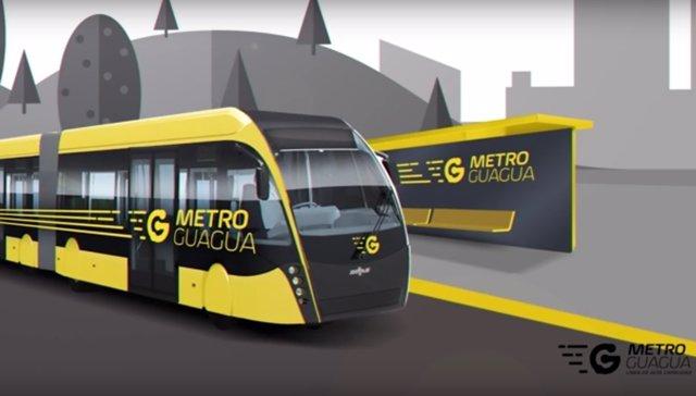 Metro Guagua de Las Palmas de Gran Canaria