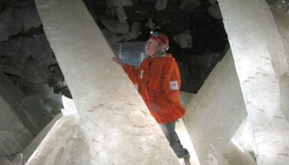 La NASA revive extraños organismos atrapados miles de años en una cueva