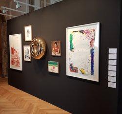 Christie's exposa a Madrid, amb motiu d'ARCO, obres de Barceló, Dumas o Katz, que subhastarà a Londres (EUROPA PRESS)