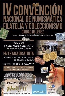 IV Convención Nacional de Numismática, Filatelia y Coleccionismo