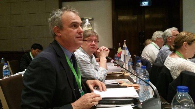 El decano de los Ingenieros de Montes, Eduardo Rojas, nuevo miembro de PEFC