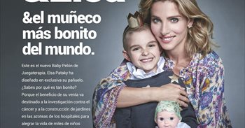 Juegaterapia presenta dos nuevos 'Baby Pelones' con pañuelos diseñados...