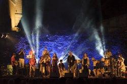 L'orquestra de percussió ibèrica Coetus celebra 10 anys en L'Auditori (DANI ÁLVAREZ)