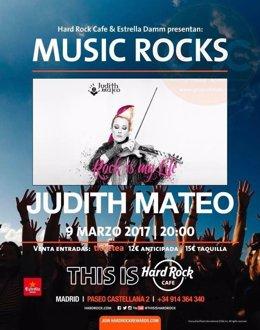 JUDITH MATEO