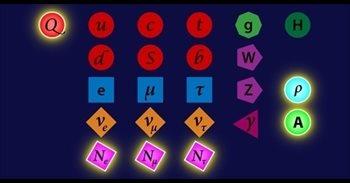 Físicos españoles incorporan seis nuevas partículas al modelo estándar