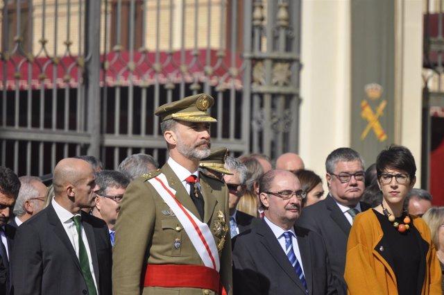 Resultado de imagen de 90 años academia general militar zaragoza