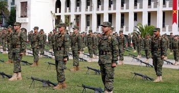 Casi 300 miembros de las Fuerzas Armadas de Chile, sancionados por...