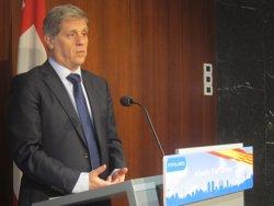 Alberto Fernández (PP) demana investigar la protecció de dades de la campanya de pisos turístics il·legals (EUROPA PRESS)