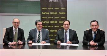 Bankia i l'IVF injectaran 40 milions en el teixit productiu valencià a...