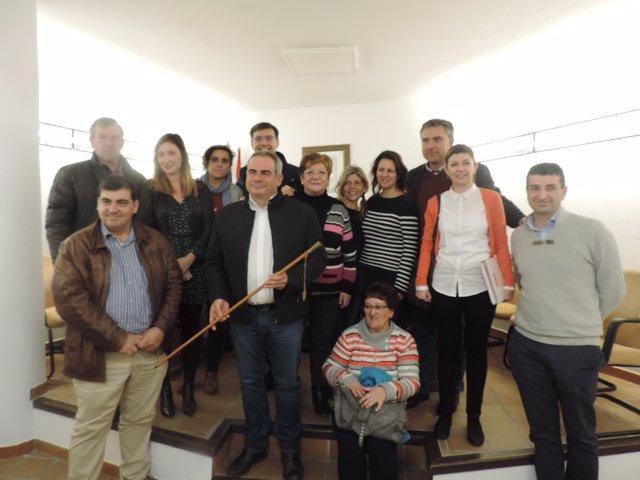 Moción de censura frigiliana febrero de 2017 málaga psoe herrero alcalde
