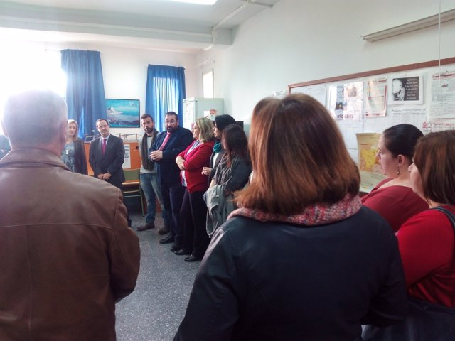 Nota Y Fotos La Junta Sumará 17 Nuevos Centros Educativos Públicos A La Oferta D
