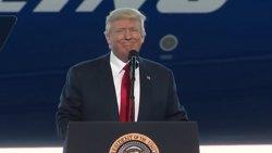 Trump insisteix amb Suècia i denuncia problemes per la immigració