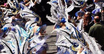 Los carnavales transcurrirán con buen tiempo en gran parte del país,...