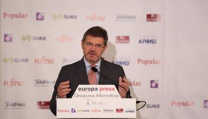 Catalá anuncia que fortalecerá la regulación hipotecaria