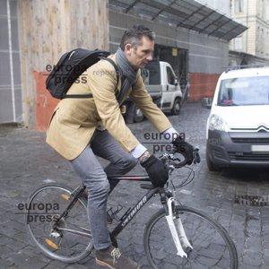 Exclusiva: Primeras imágenes de Iñaki Urdargarin tras ser condenado a prisión