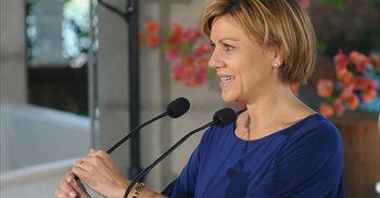 Cospedal anuncia su candidatura para revalidar la Presidencia del PP de...