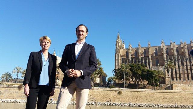 José Ramón Bauzá y Aina Maria Aguiló
