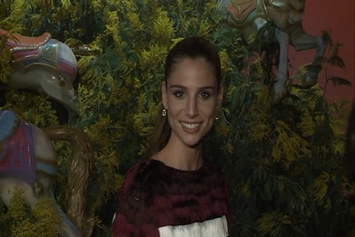 "Lucía Villalón sobre Chicharito: ""Que le vaya bonito"""