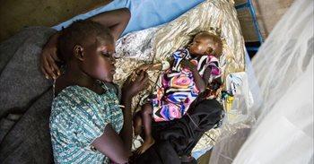 El hambre amenaza con matar a 1,4 millones de niños en Nigeria, Somalia,...