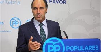 Diego optará a la reeleción como presidente del PP cántabro