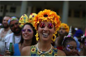 En Río de Janeiro ya es carnaval