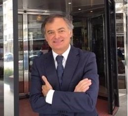 Ramón Vidal,  director general del complejo Palacio de Congresos de Palma