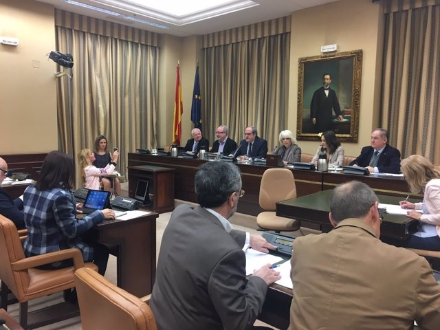 Gabilondo comparece en el Congreso