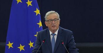 """Juncker augura una negociación del Brexit sin """"hostilidades"""" pero con..."""