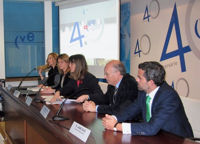 Presentación de los actos del 40 aniversario de la CVE